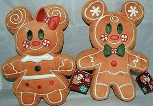 "Mickey Minnie Scented Gingerbread 12"" for Sale in Vero Beach, FL"