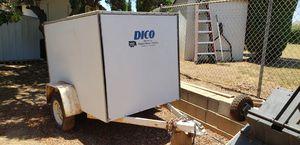 Dico enclosed trailer for Sale in Brea, CA