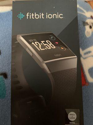 Fitbit ionic for Sale in Wichita, KS