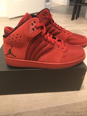 Jordan 1 flight 4 premier never worn still has tags will negotiate price for serious buyers for Sale in Millstone, NJ