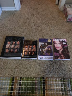 Cosmetology study material for Sale in Dallas, TX