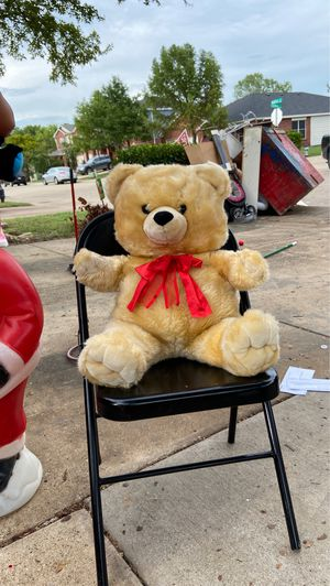 Teddy bears for Sale in Dallas, TX