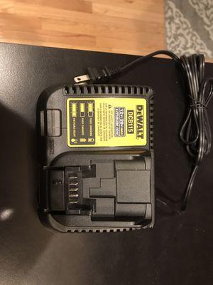 DeWalt , 12 to 20 V charger, brand new for Sale in Freehold, NJ