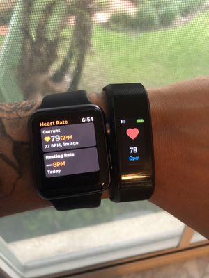 IP 67 smart watch waterproof , fitness tracker , heart beat , blood pressure and more . *fitbit generic for Sale in Boca Raton, FL