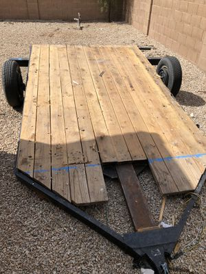 Homemade trailer for Sale in Gilbert, AZ