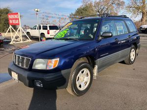 2001 Subaru Forester for Sale in Riverbank, CA
