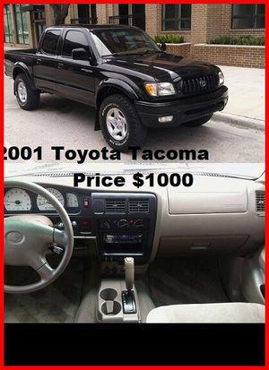 ֆ1OOO 4WD Toyota Tacoma 4WD for Sale in Wichita, KS