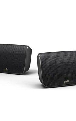 3 Sets Of Polk Wireless Sr1 Surround Speakers for Sale in Corona,  CA