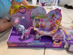 Happy places carriage toy shopkins for Sale in Phoenix, AZ