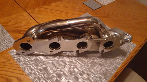 Bbk performance headers for mustang gt 1996 to 2004