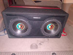 "12"" Memphis in ported box for Sale in Saint Paul, MN"