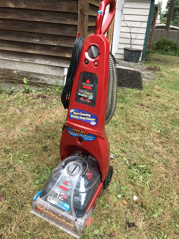 Bissell Upright Carpet Cleaner Microban For Sale In