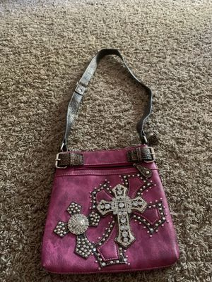 Pink Cross Sling Bag for Sale in Grand Island, NE