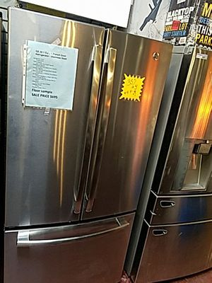 GE 3 door fridge for Sale in New York, NY