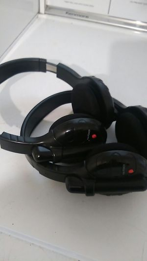 Stereo headphones for car audio for Sale in Tacoma, WA
