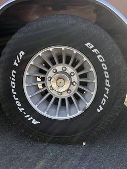 F250 Wheels for Sale in Sunnyside,  WA