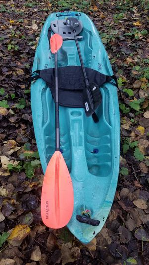 Mainstream tango tandem kayak used for Sale in Snoqualmie, WA