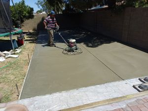 I do concrete text me for a good price for Sale in Phoenix, AZ