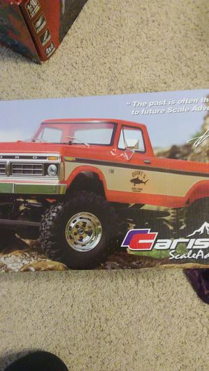 Used, Carisma scale adventure SCA-1E 76' FORD F150 RC PICK UP for Sale for sale  Fallbrook, CA