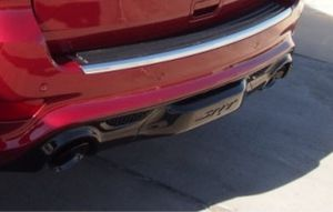 Jeep SRT 2012-2018 Diffuser and SRT Hitch Bezel for Sale in Bergenfield, NJ