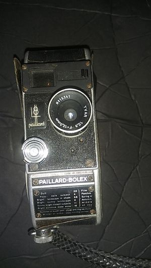 Paillard-Bolex L8 Film Camera Vintage for Sale in West Haven, CT