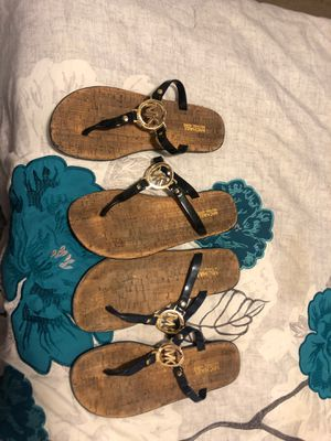 Michael Kors Sandals (2 Pair) for Sale in Essex, MD