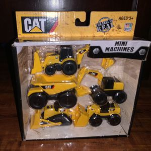 Mini Construction Play Set for Sale in Commerce, CA