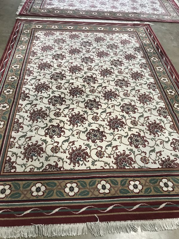 Authentic wool rugs