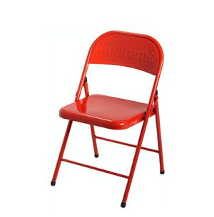 Supreme Metal Chair Red for Sale in The Bronx, NY