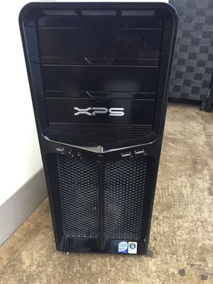 XPS Desktop Computer with monitor and sound system for Sale in Dallas, TX