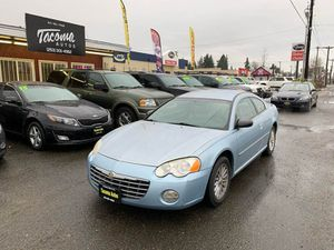 2004 Chrysler Sebring for Sale in Tacoma, WA