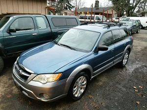 2008 Subaru Outback 2.5i Limited AWD PZEV - 5Speed, Low Miles, Maintained! for Sale in Portland, OR