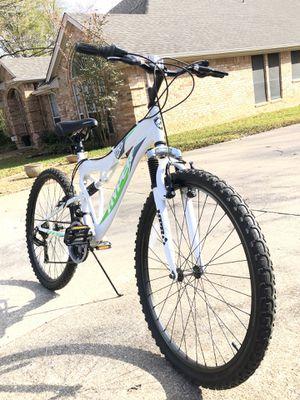 """Mens Mountain Bike 26"""" inspire hyper Aluminum Frame Full Suspension Shimano for Sale in Arlington, TX"""