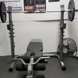 COMPLETE GYM SET for Sale in Queens, NY