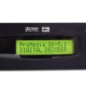 Klipsch Pro Media DD-5.1 Digital Decoder Pre Amp / Sub Woofer for Sale in Montebello, CA