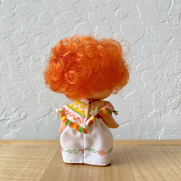 Vintage Strawberry Shortcake Collectable Doll with outfit Toy