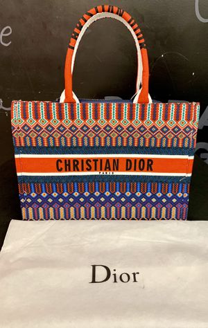 CHRISTIAN DIOR LARGE TOTE for Sale in Philadelphia, PA