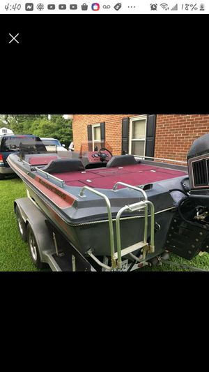 88 ranch bass boat for Sale in South Norfolk, VA