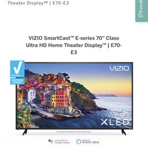 """70"""" Smart LED TV - Used - MAKE AN OFFER! for Sale in Bakersfield, CA"""