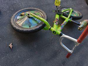 Kids 16 inch wheels bike for Sale in Champlin, MN
