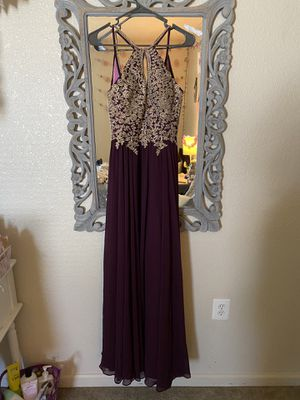 Prom or special occasion dress for Sale in Fort Belvoir, VA