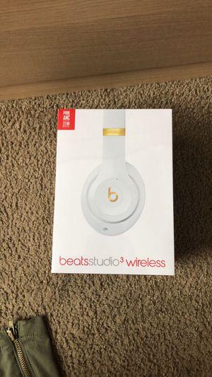 Beats by Dr. Dre Studio 3 Wireless Headphones for Sale in Lehi, UT