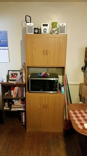 Microwave stand for Sale in Madison Heights, VA
