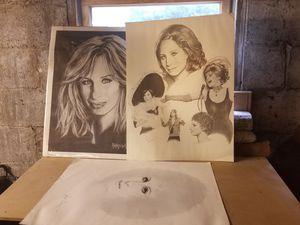 Barbara Streisand Art for Sale in Shelbyville, TN