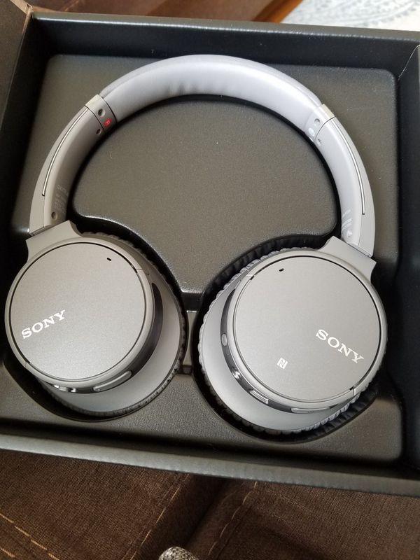 Sony Wireless Headphones WH-CH700N