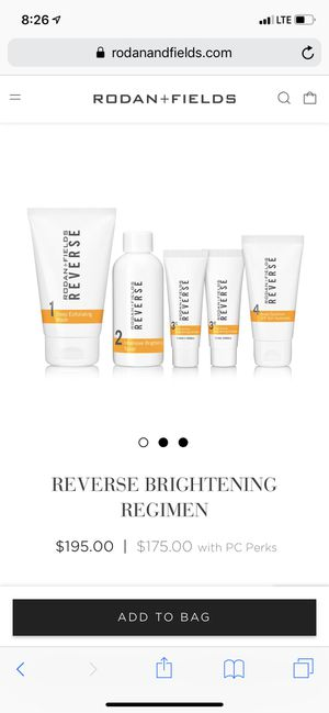 Rodan and Fields new Reverse system for Sale in Costa Mesa, CA