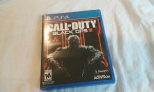 Call of Duty: Black Ops III (PS4) for Sale in Ephrata, WA