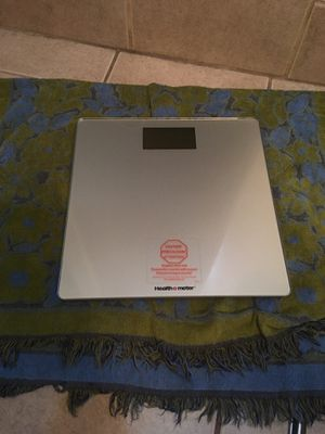Health o meter scale for Sale in Salt Lake City, UT