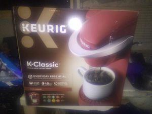 Keurig, Classic K, Coffee Maker for Sale in Bonney Lake, WA