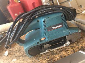 Makita sander porter cable nail gun for Sale in Dallas, TX